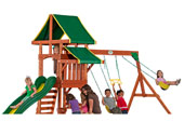 Playstar great escape wood playset