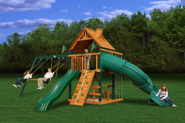 Swingset Reviews Reviews On Top Branded Playsets