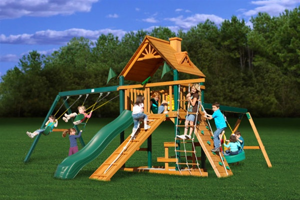Lifetime Deluxe Playset