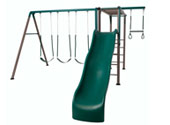 Swing n slide southampton wood playset